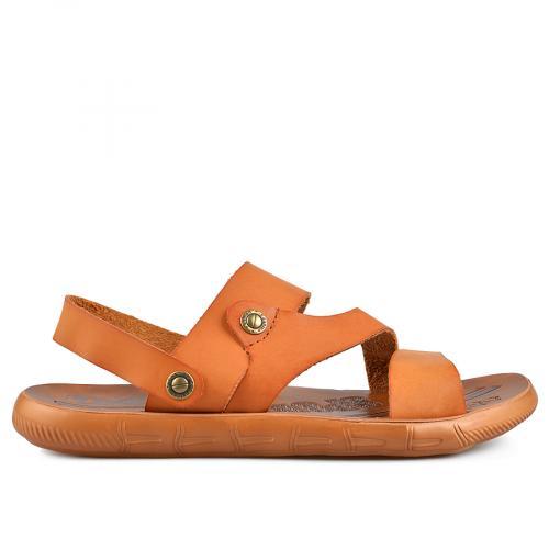 мъжки сандали кафяви 0137283