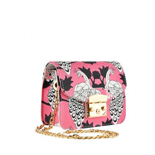 дамска ежедневна чанта розова 0140974