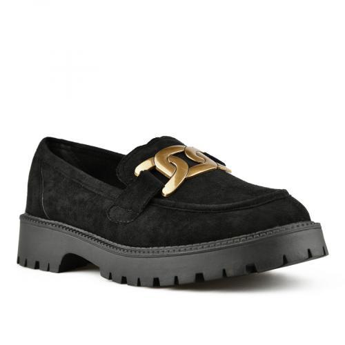 дамски ежедневни обувки черни 0144949