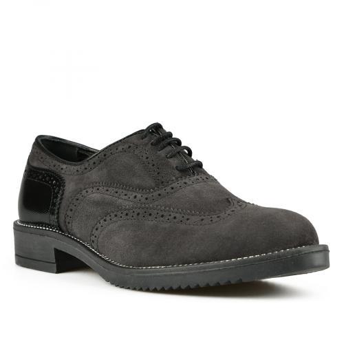дамски ежедневни обувки черни 0145490