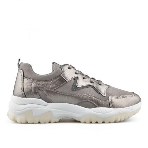 дамски ежедневни обувки сиви 0138915