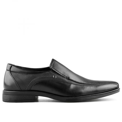 мъжки елегантни обувки черни 0140539