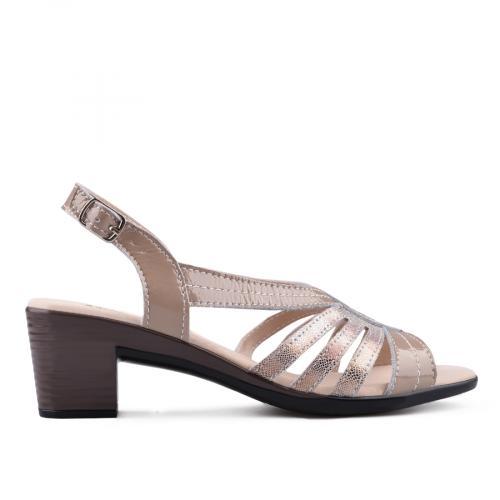 дамски ежедневни сандали бежови 0134151