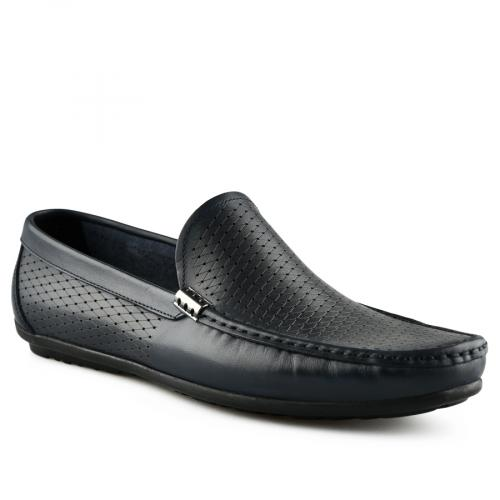 мъжки ежедневни обувки черни 0141237