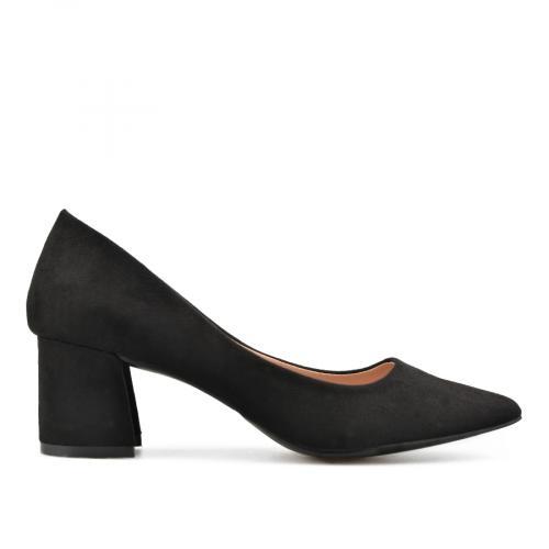дамски елегантни обувки черни 0138108