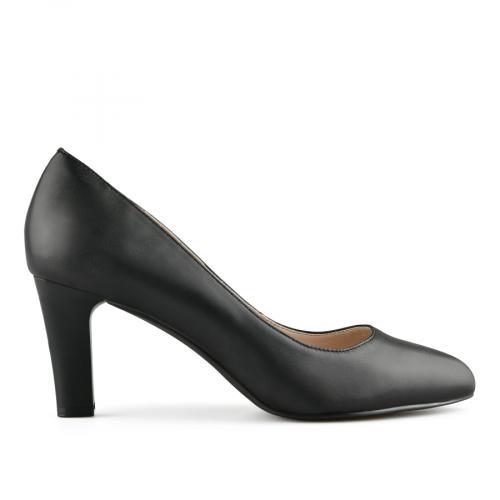 дамски елегантни обувки черни 0141065