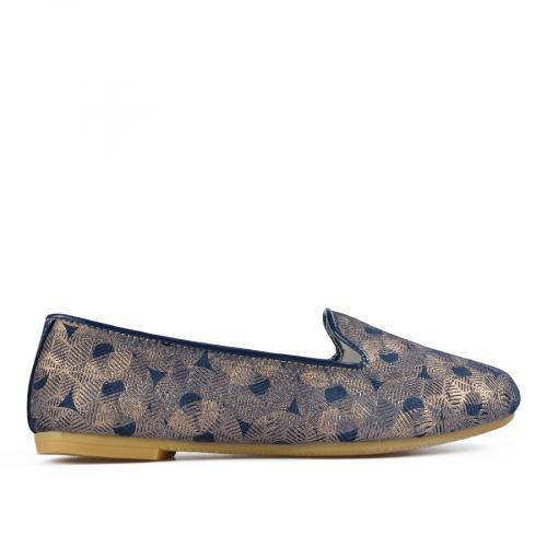 дамски ежедневни обувки сини 0138431