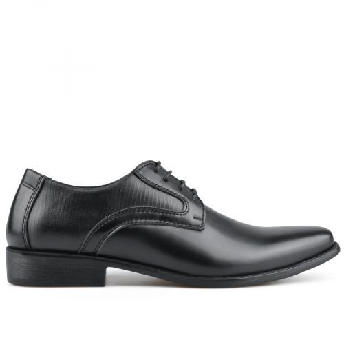 мъжки елегантни обувки черни 0136588