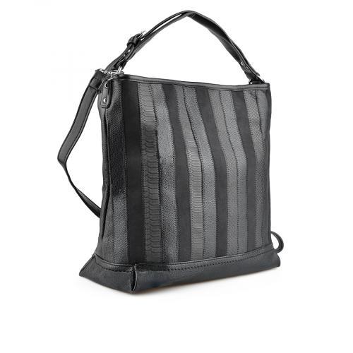 дамска ежедневна чанта черна 0137933