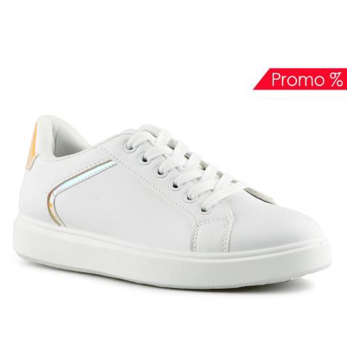 дамски ежедневни обувки бели 0141961