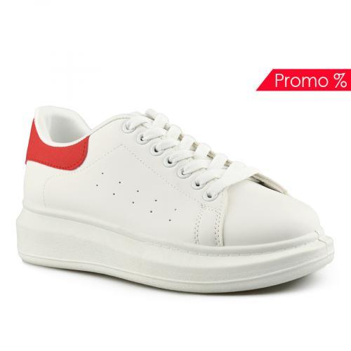 дамски ежедневни обувки бели 0142029