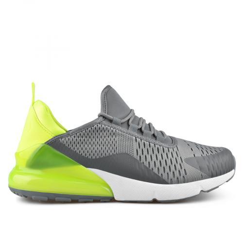 мъжки ежедневни обувки сиви 0136932 0136932