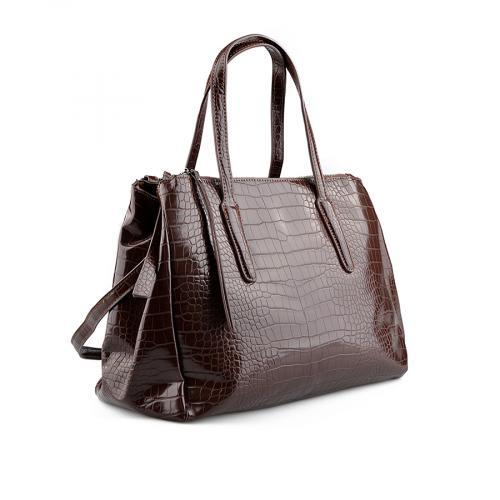 дамска ежедневна чанта кафява 0139185