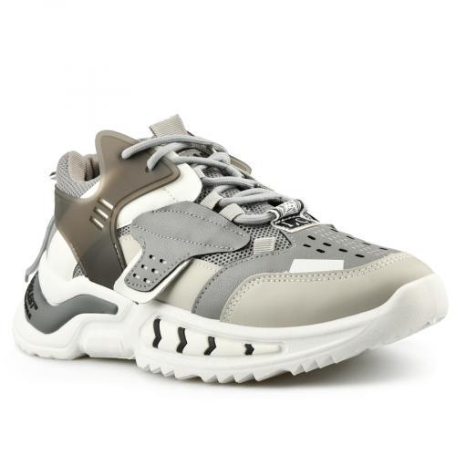 мъжки маратонки сиви 0144759