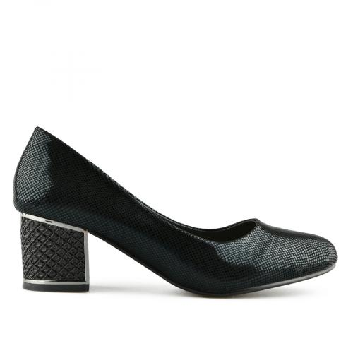 дамски елегантни обувки черни 0141029