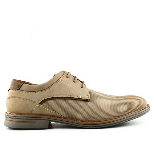 мъжки ежедневни обувки бежови 0140999
