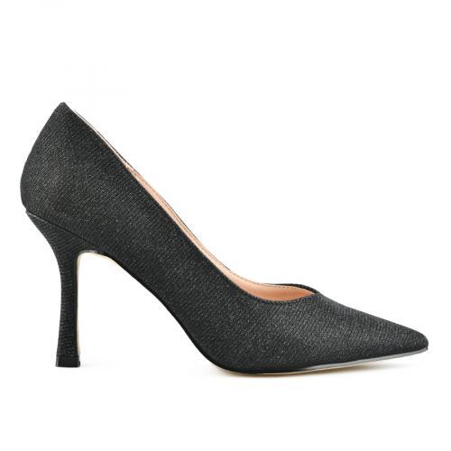 дамски елегантни обувки черни 0143239