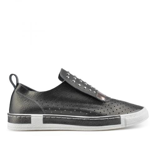 дамски ежедневни обувки черни 0136961