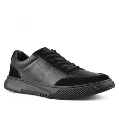 мъжки ежедневни обувки черни 0143468