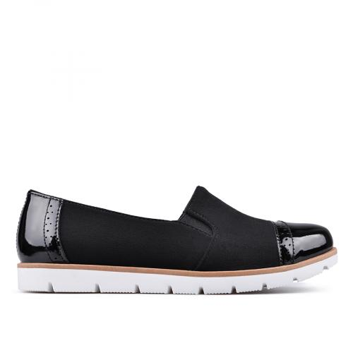 дамски ежедневни обувки черни 0135831