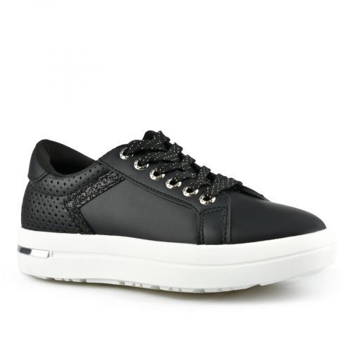 дамски ежедневни обувки черни 0143503