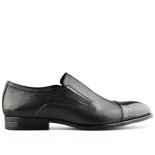мъжки елегантни обувки черни 0141199