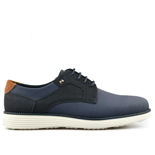 мъжки ежедневни обувки сини 0140635