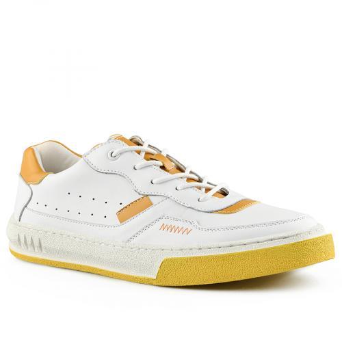 мъжки ежедневни обувки бели 0140757
