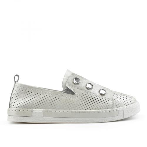 дамски ежедневни обувки бели 0137173