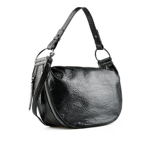 дамска ежедневна чанта черна 0141800