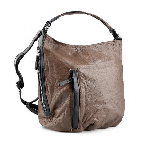 дамска ежедневна чанта кафява 0139215