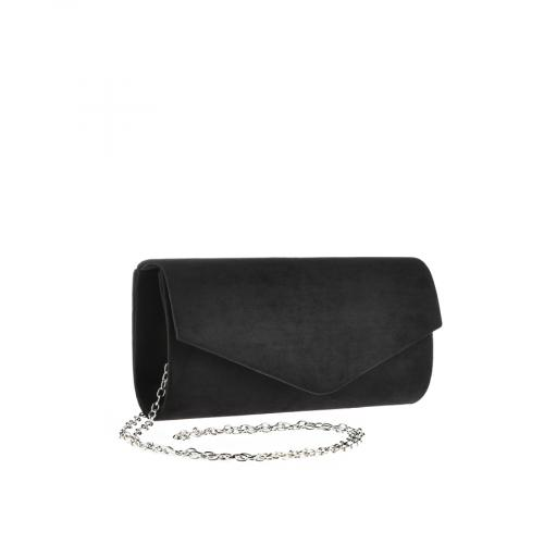 дамска елегантна чанта черна 0143764