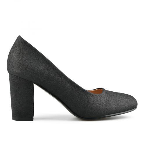 дамски елегантни обувки черни 0143295