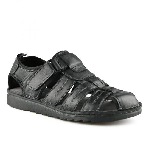 мъжки сандали черни 0140650
