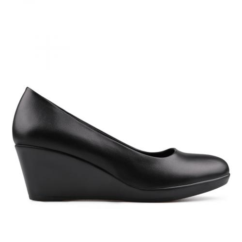 дамски ежедневни обувки черни 0134778