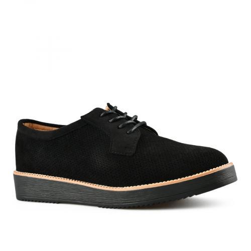 дамски ежедневни обувки черни 0143448