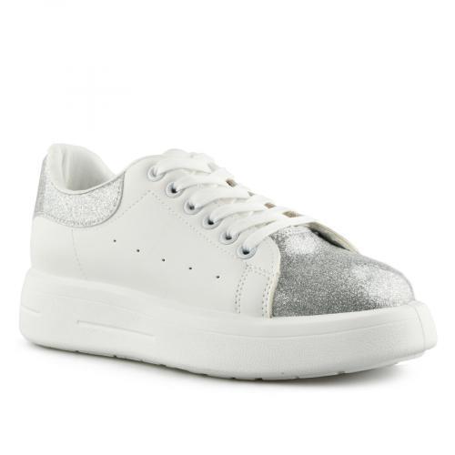 дамски ежедневни обувки бели 0140318