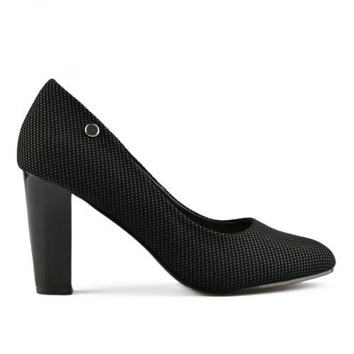 дамски елегантни обувки черни 0141648