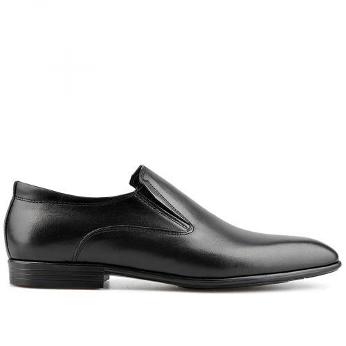 мъжки елегантни обувки черни 0138289