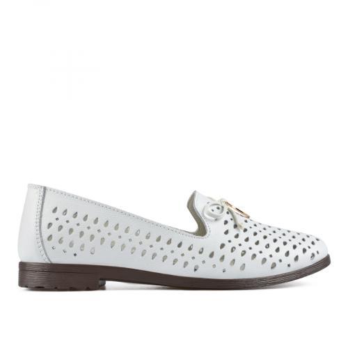 дамски ежедневни обувки бели 0137201