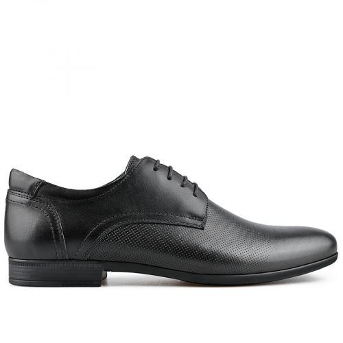 мъжки елегантни обувки черни 0138216