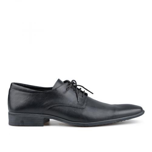 мъжки елегантни обувки черни 0108879