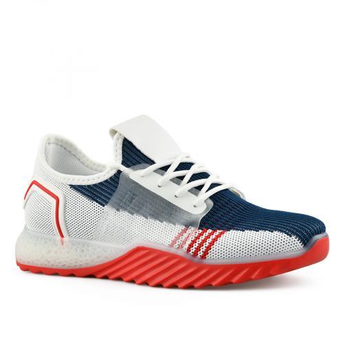 дамски ежедневни обувки бели 0140082