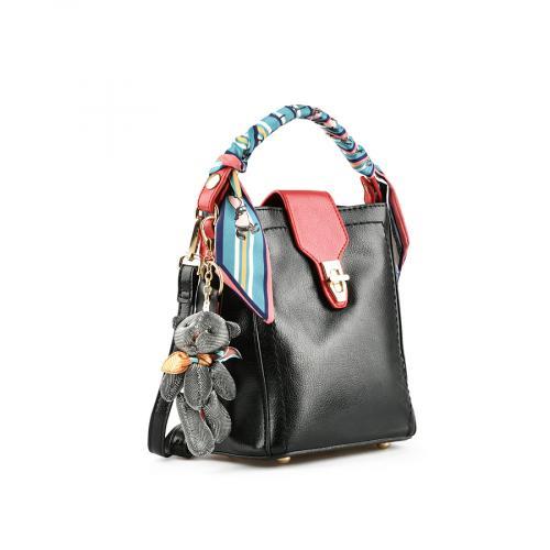 дамска ежедневна чанта черна 0145110