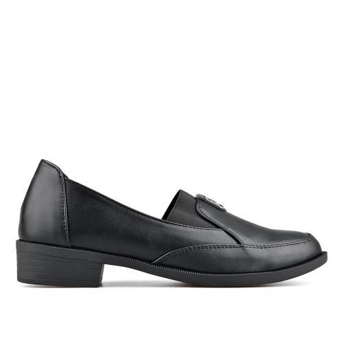 дамски ежедневни обувки черни 0136222
