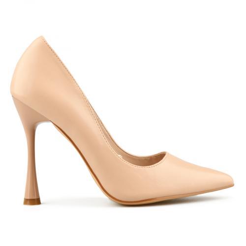 дамски елегантни обувки бежови 0145027