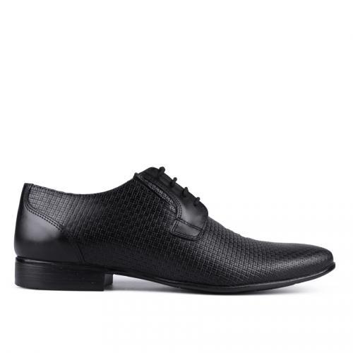 мъжки елегантни обувки черни 0127468