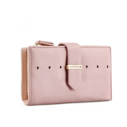 дамско портмоне розово 0142268
