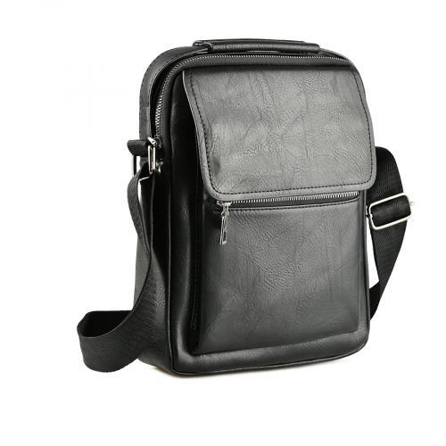 мъжка ежедневна чанта черна 0143883