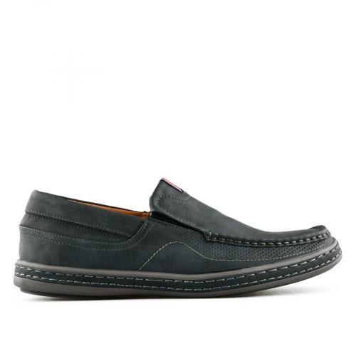 мъжки ежедневни обувки сини 0140532